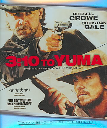 3:10 TO YUMA BY CROWE,RUSSELL (Blu-Ray)